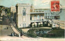 N°67807 -cpa Sainte Adresse Le Nice Havrais -le Palais Des Régates- - Sainte Adresse