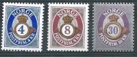 Norvège 2010 N°1683/1685 Neufs** Cor De Poste - Norvège
