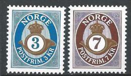 Norvège,  2005  N°1472/1473  Neufs** Cor De Poste - Norvège