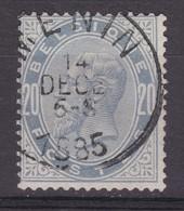 N° 39 - 1883 Léopold II