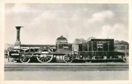Chemin De Fer - Locomotive N° 50 GRAVELINES Compagnie Du NORD Type Clapeyron - 2 Scans - Matériel
