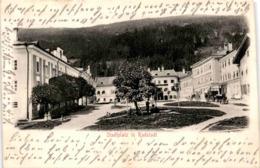 Stadtplatz In Radstadt * 4. 9. 1901 - Radstadt