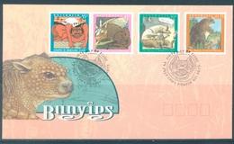 AUSTRALIA  - FDC - 14.7.1994 - BUNYIPS - Yv 1375-1378  - Lot 18646 - Premiers Jours (FDC)