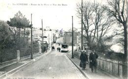 N°67809 -cpa Sainte Adresse -le Nice Havrais-route De La Hève- - Sainte Adresse