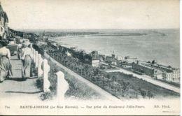 N°67814 -cpa Sainte Adresse -Nice Havrais- Vue Prise Du Boulevard Félix Faure- - Sainte Adresse