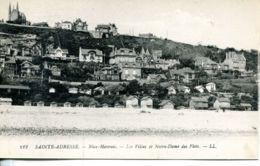 N°67816 -cpa Sainte Adresse -Nice Havrais--les Villas Et Notre Dame Des Flots- - Sainte Adresse