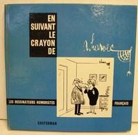 BD. 41. En Suivant Le Crayon De A. Harvec. 1964 - Humour