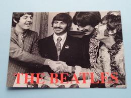 THE BEATLES ( Heroes Publishing London ) Anno 19?? ( See/zie/voir Photo ) ! - Chanteurs & Musiciens