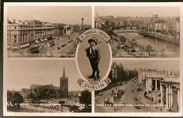 Ireland & Postal, Greetings From, A Small Irish From Dublin (7779) - Souvenir De...