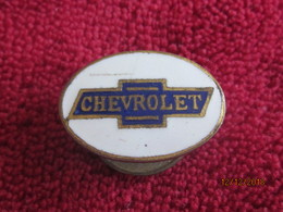 Etats-unis: Broche/pin Chevrolet émail - Pin's