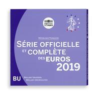 France, Monnaie De Paris, Set, 2019, FDC - France