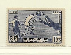 FRANCE  ( F31 - 404 )  1938  N° YVERT ET TELLIER  N° 396  N** - France
