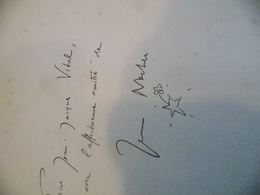 La Liberté Chantait Dans Sa Prison. Préface De Maurice Schumann. Illustrations De Jean BURKHALTER. NOCHER (Jean).-dedica - Livres, BD, Revues