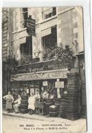 1 Cpa Blois - Bar Marcel - Tony Moulier - Place à La Filasse - Blois