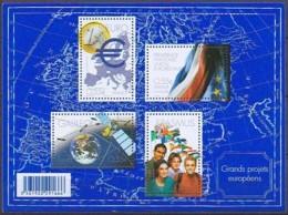 """Bloc Feuillet BF N°123 De 2008 Neuf """"Grands Projets Européens"""" - Neufs"""