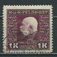 KuK  Militaer Post, Mi.43 Used - 1850-1918 Empire