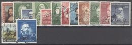Bund Mi.Nr. 148-61 Jahrgang 1952 Gestempelt (24863) - BRD
