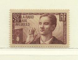 FRANCE  ( F31 - 412 )  1938  N° YVERT ET TELLIER  N° 418  N** - France