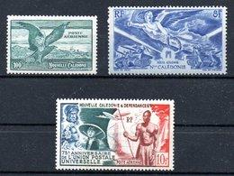 Nouvelle-Calédonie  Neukaledonien Luftpost Y&T PA 53*, PA 54*, PA 64** - Neukaledonien