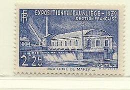 FRANCE  ( F31 - 420 )  1939  N° YVERT ET TELLIER  N° 430  N** - France