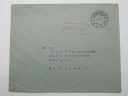 1923 , Gebühr Bezahlt , Beleg Aus  Coburg - Deutschland