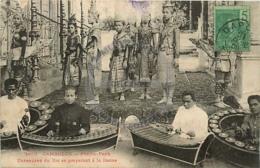 /!\ 8423 - CPA/CPSM - Asie  : Cambodge : Pnom Penh : Danseuses Du Roi - Cambodia