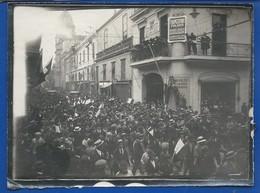 LIMA   Photo    Manifestation     Animées - Pérou