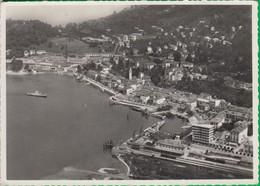 Stazione. Laveno. Lago Maggiore - Stazioni Senza Treni