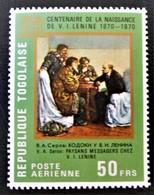 LENINE 1970 - NEUF * - YT PA 135 - Togo (1960-...)