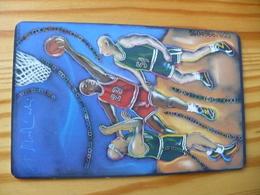 Phonecard Germany A 14 07.96 Basketball 20.000 Ex. - Germania