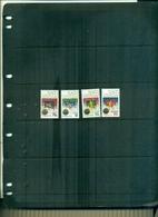 SINGAPORE 12 JEUX DU SUD-OUEST ASIATIQUE 4 VAL NEUFS A PARTIR DE 0.60 EUROS - Singapour (1959-...)