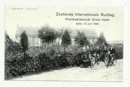 Aalst 16° Internationale Ruildag Prentkaarten 1999 *  Herdersem - Kauterschool - Bourses & Salons De Collections