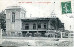 N°67821 -cpa Sainte Adresse -le Palais Des Régates- - Sainte Adresse