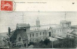 N°67824 -cpa Sainte Adresse -perspective Du Palais Des Régates- - Sainte Adresse