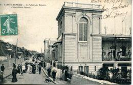 N°67825 -cpa Sainte Adresse -le Palais Des Régates- - Sainte Adresse