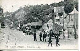 N°67829 -cpa Sainte Adresse -le Raidillon- - Sainte Adresse