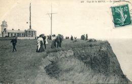 N°67834 -cpa Sainte Adresse -le Sémaphore -cap De La Hève- - Sainte Adresse