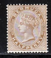 Bermudes 1880 Yvert 15 (*) TB Neuf Sans Gomme - Bermudes