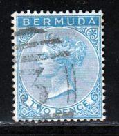 Bermudes 1884 Yvert 19 (o) B Oblitere(s) - Bermudes