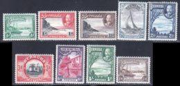 Bermudes 1936 Yvert 92 / 100 * TB Charniere(s) - Bermuda