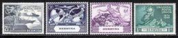 Bermudes 1949 Yvert 128 / 131 ** TB - Bermudes
