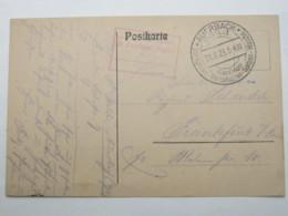 1923 , Gebühr Bezahlt , Beleg Aus  AUERBACH - Briefe U. Dokumente