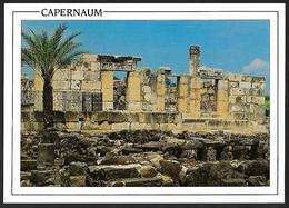 ISRAEL - Postcard - CAPERNAUM - Israel