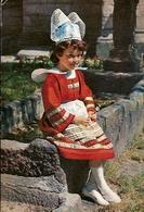 France & Circulated, Bretagne, Bretagne, Coiffes Et Costumes, St. Malo Par Le Havre 1965 (92 - Douane