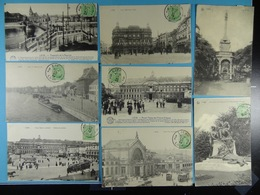 20 Cartes Postales De Liège /1/ - 5 - 99 Postkaarten