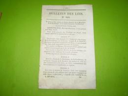 Régimme Financier Guyane,Martinique,Guadeloupe,Réunion (tableaux).Formation D'un Comité Consultatif D'Etat Major,détail - Decreti & Leggi