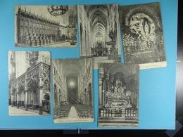 6 Cartes Postales De Louvain /3/ - Postcards