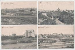 Lot 4 Cpa De Haan  1912 - De Haan