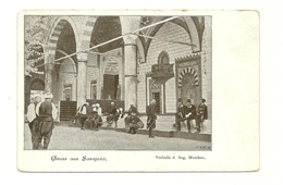 AK Sarajevo - Moschee - Um 1900 - Bosnie-Herzegovine