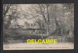 DD / 44 LOIRE ATLANTIQUE / HAUTE-GOULAINE / CHÂTEAU DE GOULAINE ET LES FOSSÉE / 1914 - Haute-Goulaine